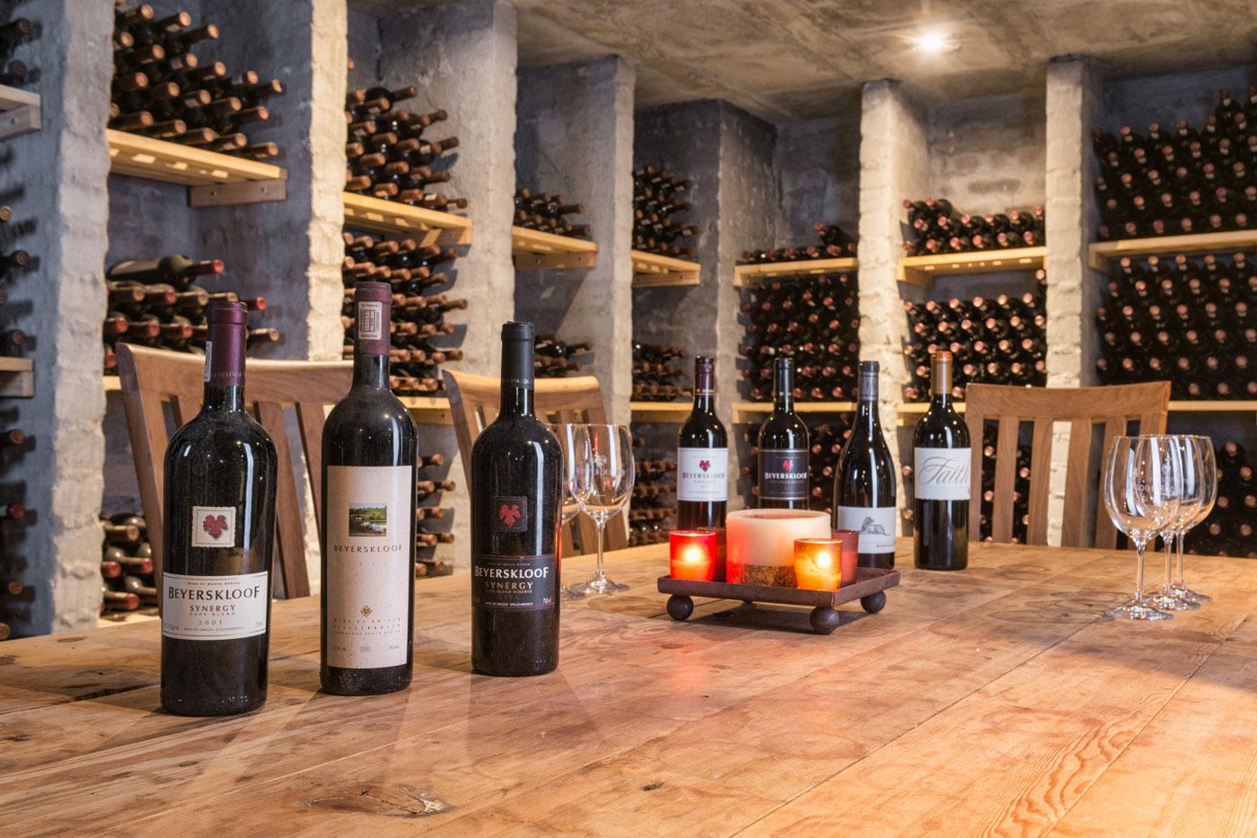 Beyerskloof Wines