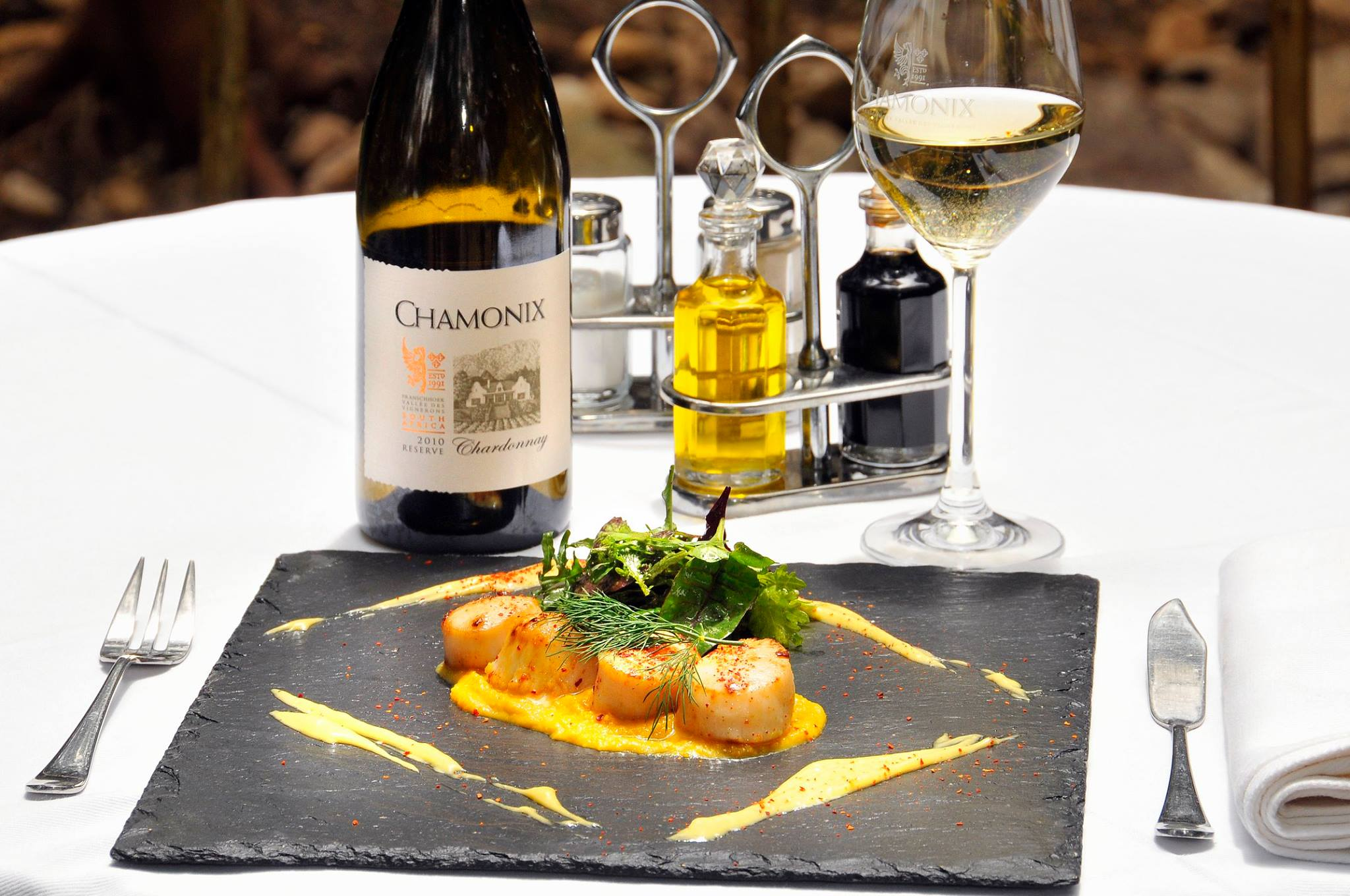 Cape Chamonix Wines