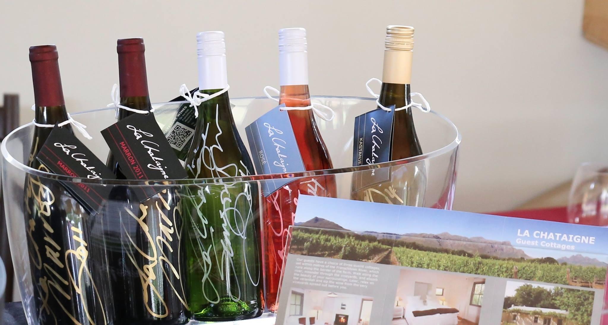 La Chataigne Wine